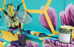 Pianos about Town with Pinot's Palette Artist Chelsea Ermer