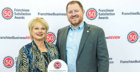 Franchise Business Review Award