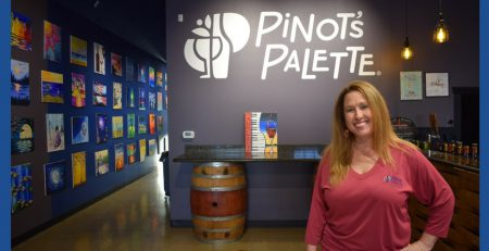 Leslie Warren Pinot's Palette Livermore