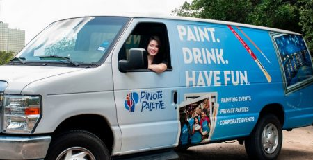 Pinot's Palette Mobile Events
